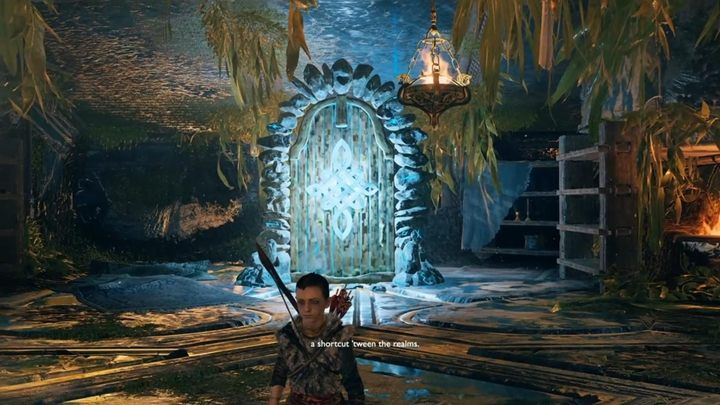Path to the Mountain Quest in God of War Walkthrough - God of War