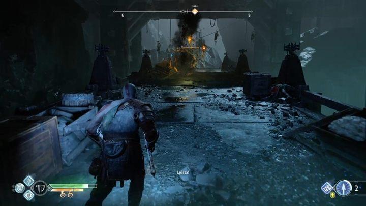 God of War: Inside the Mountain Quest Walkthrough – Arcade