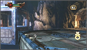 5 - Walkthrough - The Caverns part 2 - Walkthrough - God of War 3 - Game Guide and Walkthrough