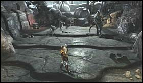 The first centaur is in the Ares' Tomb, at the beginning of the game - Trophies - Combat - Trophies - God of War 3 - Game Guide and Walkthrough