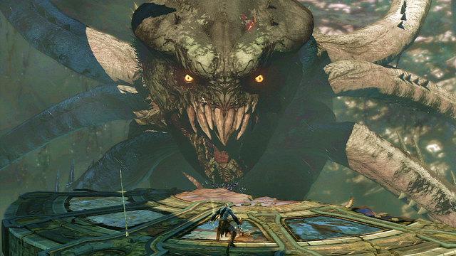 Walkthrough | Chapter 30: Alecto's Chamber - God of War ...