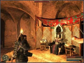 To win the test you have to complete tasks given by: Zuben, Emet, Kasim, Ugrasal, Makas, Musan and Asam (all of them are described in this solution) - Ishtar - Varant - Gothic 3 - Game Guide and Walkthrough