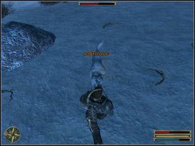 A great wolf called White Ripper can be found far from Wolf Clan's settlement, just near the camp of the Hammer Clan - Wolf Clan - Nordmar - Gothic 3 - Game Guide and Walkthrough