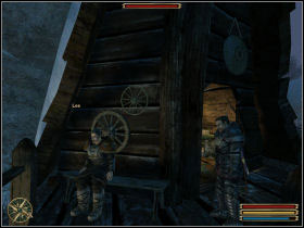 Lee wants to kill Rhobar and he needs to reach Vengard - Fire Clan - Nordmar - Gothic 3 - Game Guide and Walkthrough