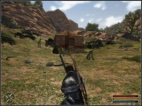 Your job is to find the tent on the border to Varant - Nemora - Myrtana - Gothic 3 - Game Guide and Walkthrough