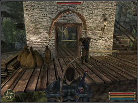 Go to the farm and look for the barrels - Montera - Myrtana - Gothic 3 - Game Guide and Walkthrough