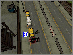 1 - The Basics - Cabs - The Basics - Grand Theft Auto: Chinatown Wars - Game Guide and Walkthrough
