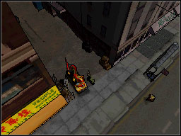 Your task is identical as in the 'Noodle Run (Cerveza Heights)' mission - Extra Activities - Races and Special Activities - Algonquin (South) - Extra Activities - Grand Theft Auto: Chinatown Wars - Game Guide and Walkthrough