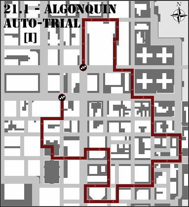 4 - Extra Activities - Races and Special Activities - Algonquin (Center) - Extra Activities - Grand Theft Auto: Chinatown Wars - Game Guide and Walkthrough