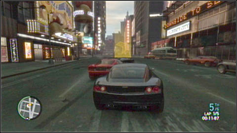Auto Racing Radar on Grand Theft Auto Iv   Street Racing   Part 1   Game Guide  Walkthrough