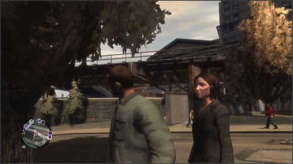 CARRIE: Grand theft auto iv dating guide