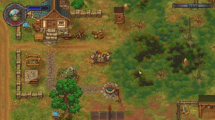 The Interface In Graveyard Keeper Is Very Simple And Limited
