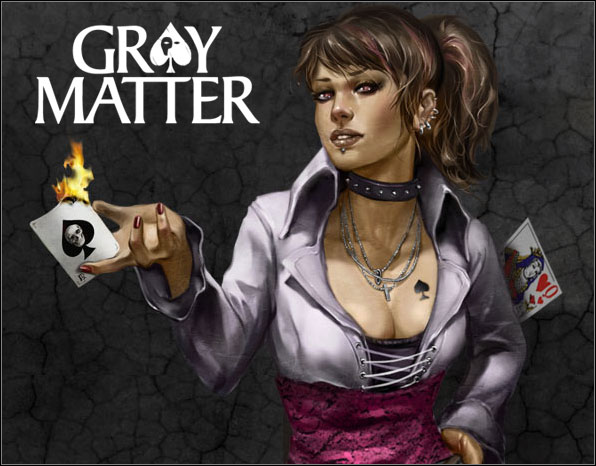 In Gray Matter you will be helping two characters - Samantha Everett and David Styles - in solving a mystery of strange, almost paranormal activities - Gray Matter - Game Guide and Walkthrough