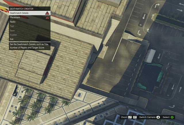 Deathmatch Creator | GTA Online Creator - Grand Theft Auto