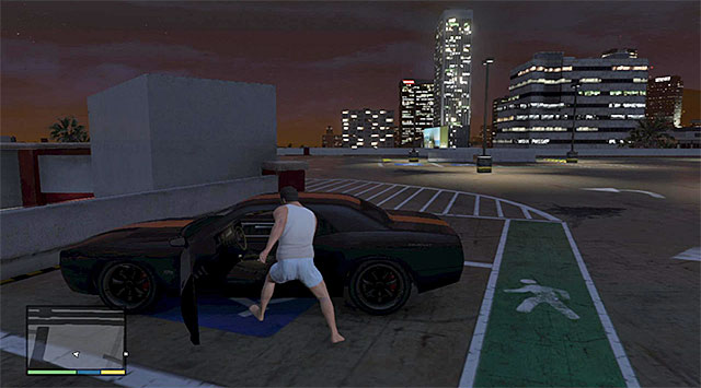 76: Gauntlet - Pillbox Hill - Grand Theft Auto V Game Guide