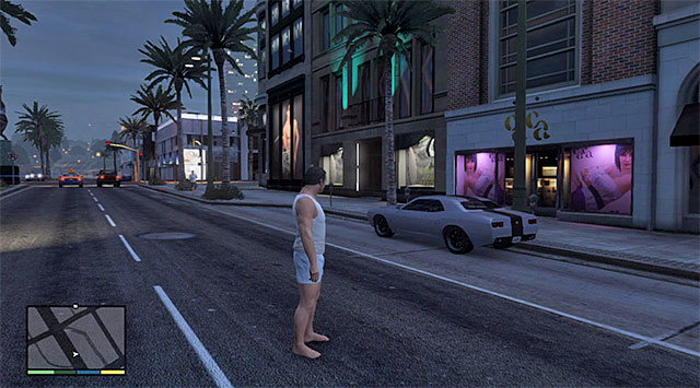 Gauntlet Rockford Hills Grand Theft Auto V Game Guide