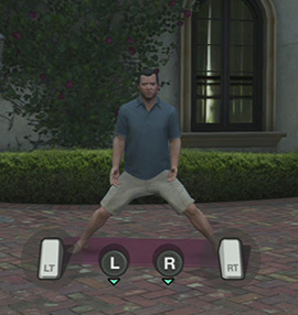 Breath in and breath out... - Yoga | Activities - Activities - Grand Theft Auto V Game Guide