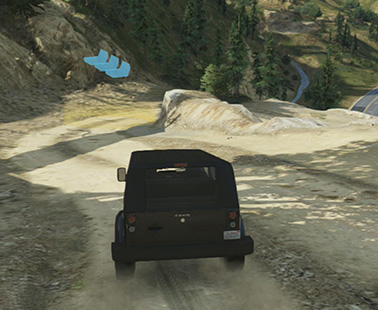 Turn! - Off-road Races | Activities - Activities - Grand Theft Auto V Game Guide