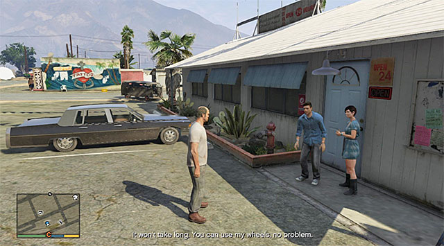 drunk driver 1 2 grand theft auto v game guide. Black Bedroom Furniture Sets. Home Design Ideas