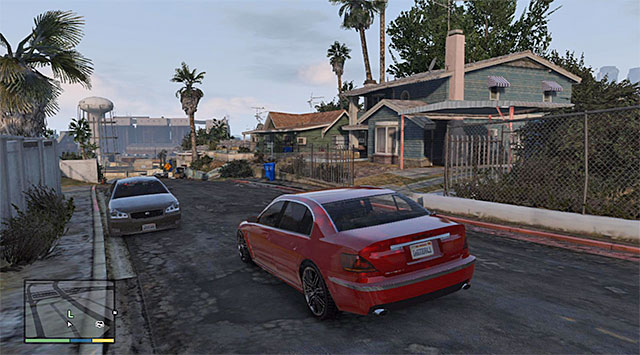 Lesters house - Ending C: The Third Way - Main missions - Grand Theft Auto V Game Guide