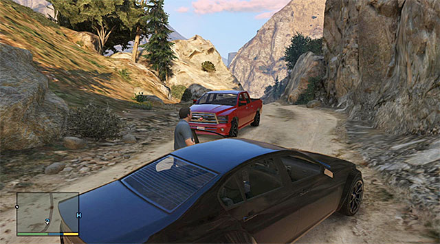 The truck that you are looking for - Seeking the Truth - Strangers and Freaks missions - Grand Theft Auto V Game Guide