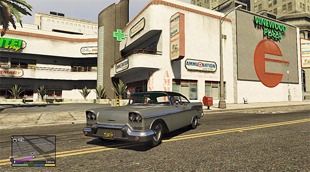 Declasse Tornado - Assuming the Truth - Strangers and Freaks missions - Grand Theft Auto V Game Guide