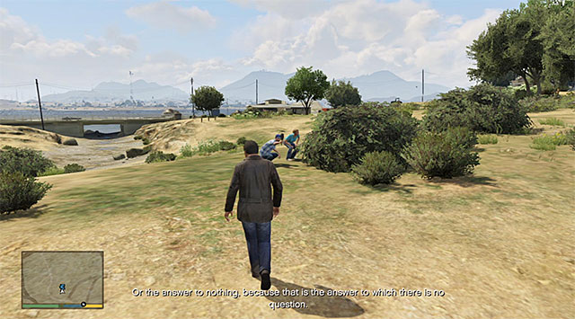 The place where you meet up with Marnie again - Chasing the Truth - Strangers and Freaks missions - Grand Theft Auto V Game Guide