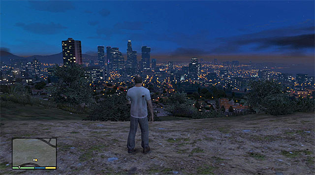 Vantage point - 21: Friends Reunited - Main missions - Grand Theft Auto V Game Guide