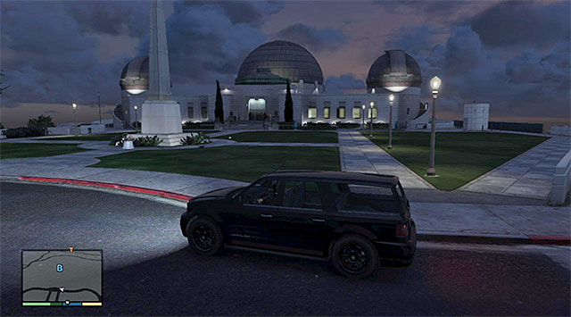 The observatory - 25: Dead Man Walking - Main missions - Grand Theft Auto V Game Guide