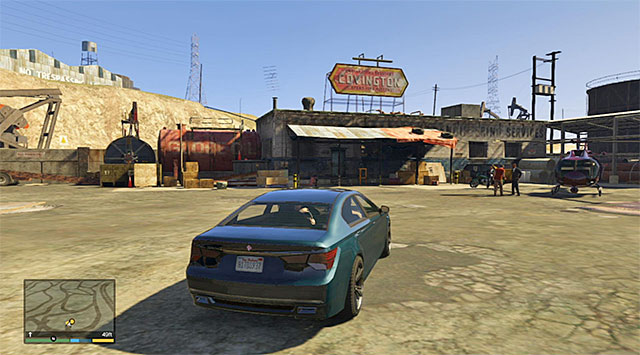 Your base - 27: Threes Company - Main missions - Grand Theft Auto V Game Guide