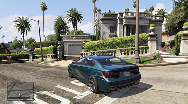 The estate that Kerimov points you to - 28: By the Book - Main missions - Grand Theft Auto V Game Guide