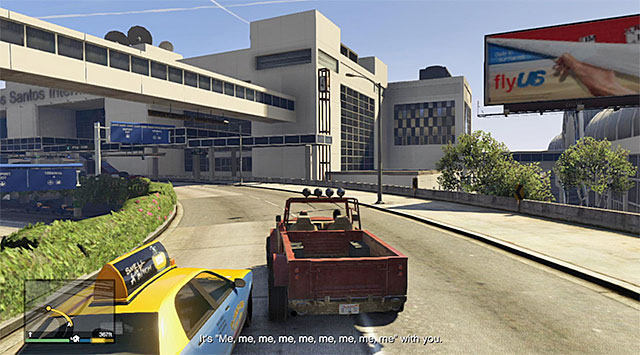 The place where the mission ends - 28: By the Book - Main missions - Grand Theft Auto V Game Guide