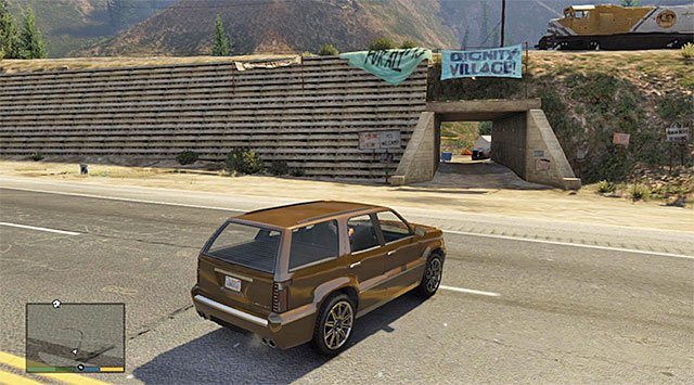 Getting there isnt as easy as it seems to be - Maude: Curtis Weaver - Strangers and Freaks missions - Grand Theft Auto V - Game Guide and Walkthrough