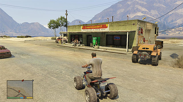 Availability: Trevor - Rampage One - Strangers and Freaks missions - Grand Theft Auto V Game Guide