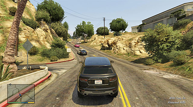 Join the pursuit - Paparazzo - The Meltdown - Strangers and Freaks missions - Grand Theft Auto V Game Guide