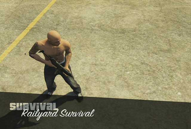 Survival games consist of 10 waves - Types of jobs - Basics - Grand Theft Auto V Game Guide