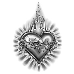 Burning Heart tattoo - Awards - Basics - Grand Theft Auto V Game Guide