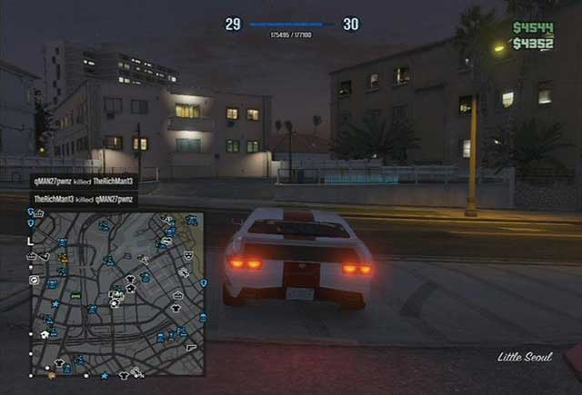 Rank determines how others see you - Skills development - Basics - Grand Theft Auto V Game Guide