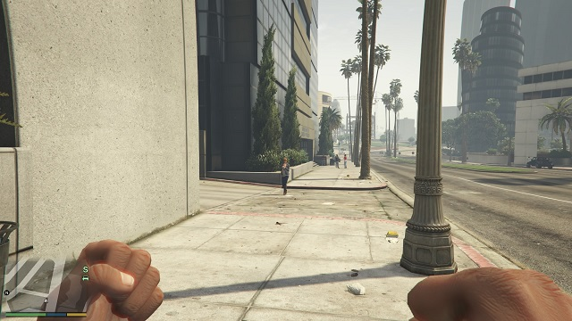 More realism + more details = loads of fun. - First-person mode - Basics - Grand Theft Auto V Game Guide