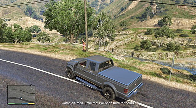 Stag do running man - Grand Theft Auto V Game Guide