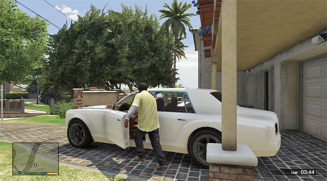 The wedding limo - Stag do running man - Random events - Grand Theft Auto V Game Guide