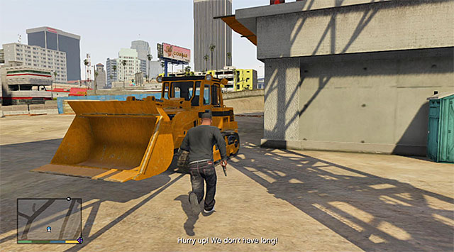 Construction Site Accident Grand Theft Auto V Game Guide