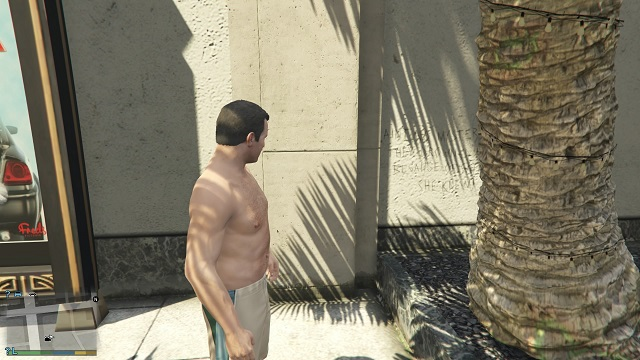 Hidden a little bit, but still can be found. - Inscriptions - Murder Mystery - Grand Theft Auto V Game Guide