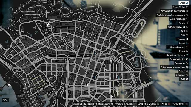 City Hall. - Inscriptions - Murder Mystery - Grand Theft Auto V Game Guide