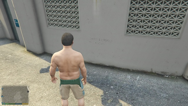 The last inscription has been found! - Inscriptions - Murder Mystery - Grand Theft Auto V Game Guide