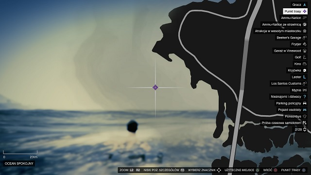 Dead woman - Grand Theft Auto V Game Guide | gamepressure com