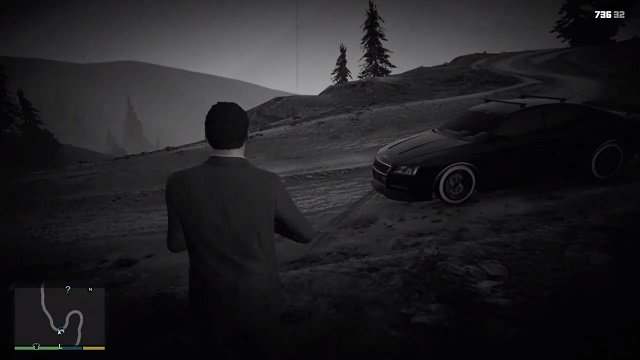 You can feel the ambience! - Mine - Murder Mystery - Grand Theft Auto V Game Guide
