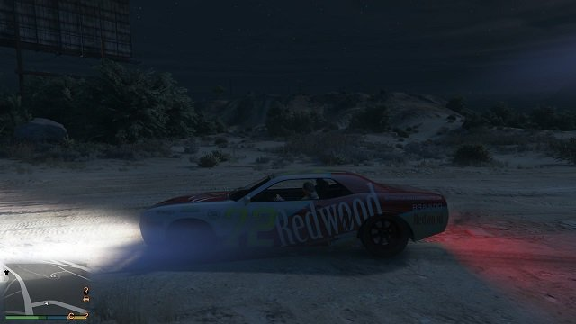 Redwood Gauntlet. - Stock Car Racing - Other Quests - Grand Theft Auto V Game Guide