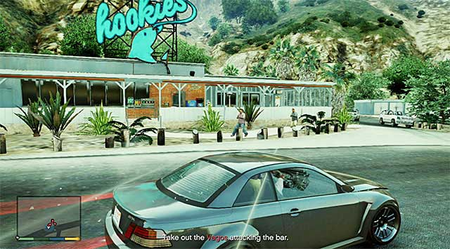 Kill all of the gangsters - Hookies - Property missions - Grand Theft Auto V Game Guide