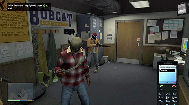 1: Prologue - Grand Theft Auto V Game Guide | gamepressure com